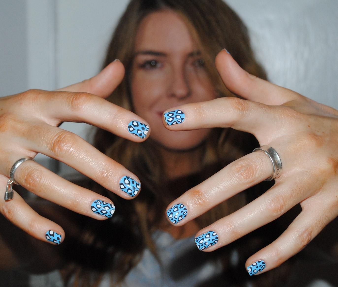 Model's Own WAH Nail Wraps at ASOS - Really Ree