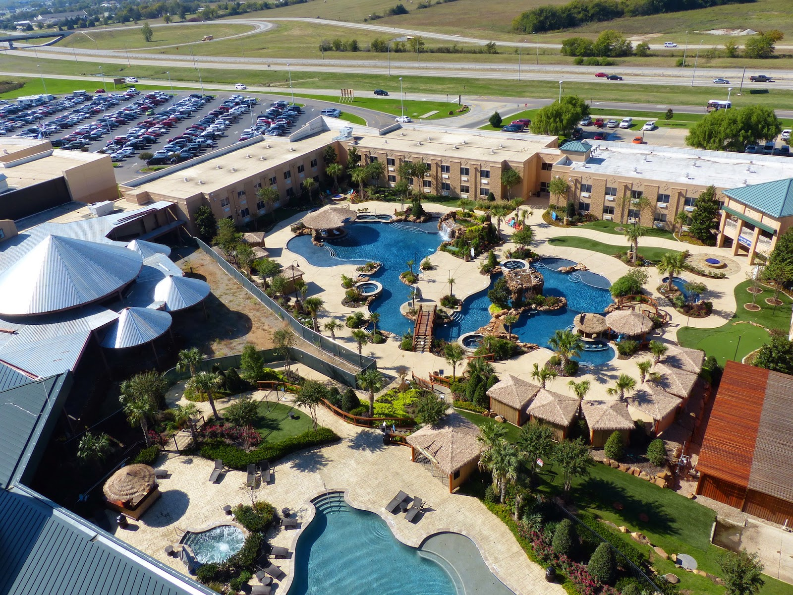 Choctaw casino and resort in durant oklahoma