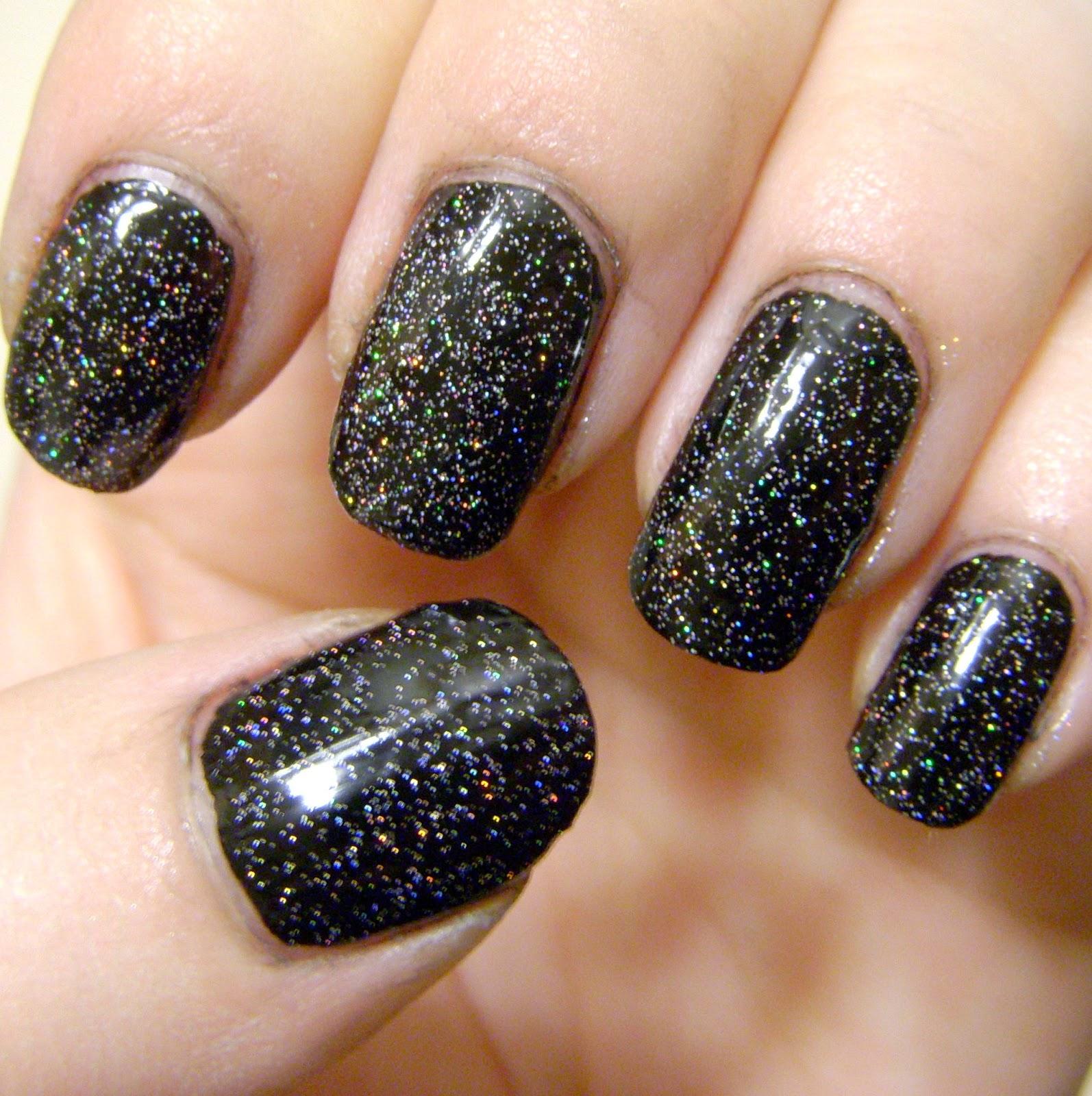 Quixii\'s Nails: Swatch: China Glaze - Fairy Dust