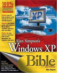 Windows XP bible , windows xp guidebook , xp guidebook , windows xo book , xp book