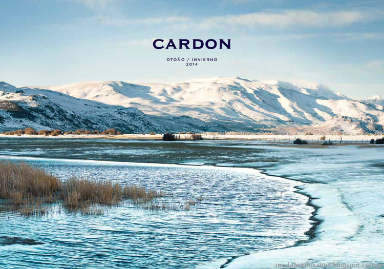 Colección Cardón otoño invierno 2014. Moda elegante y clásica.