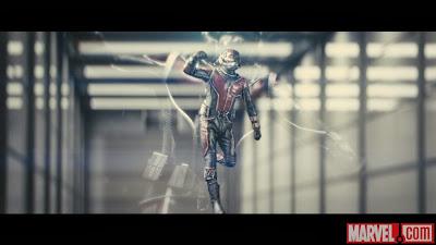 Paul Rudd Ant-Man San Diego Comic Con