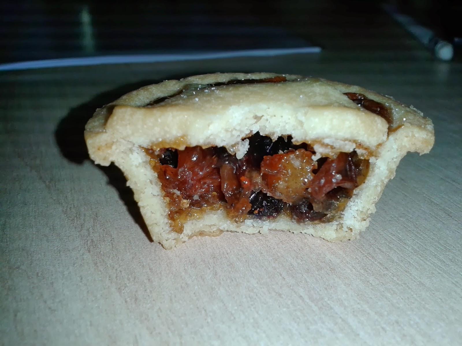 Sainsburys Mince Pie