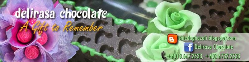 Shieda Delirasa Coklat