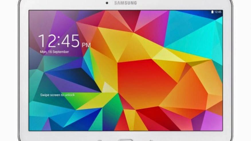 Samsung Luncurkan Galaxy Tab 4 Terbaru