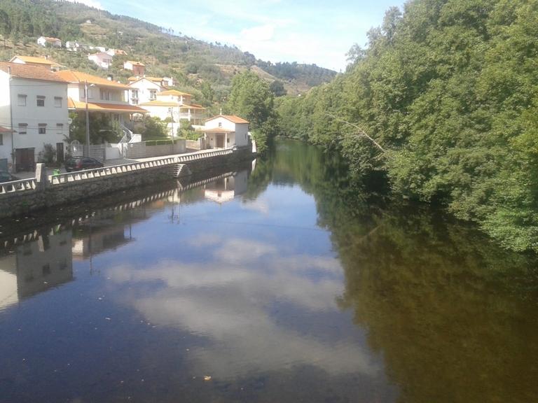 Rio Alva em Sandmil