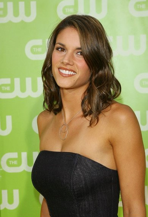 The truth. Missy Peregrym naked