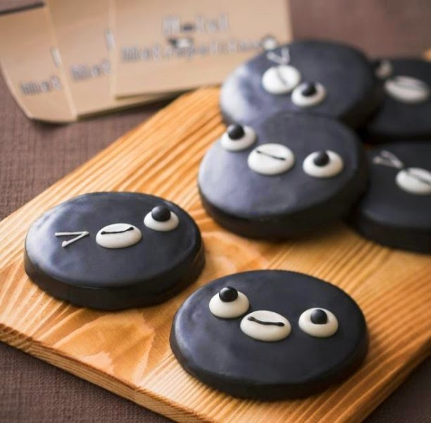 Suica Penguin Cookies