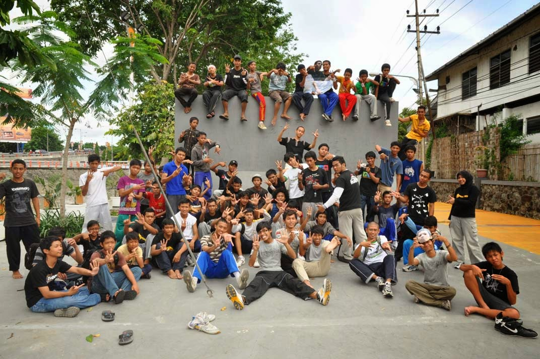 Peraturan Parkour