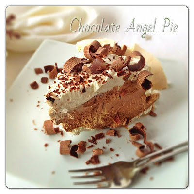 Chocolate Angel Pie Revisited