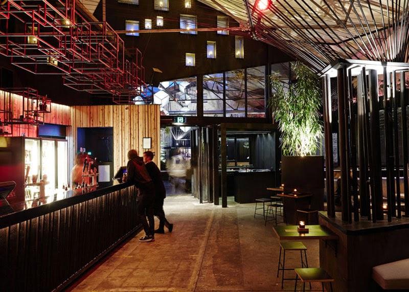 mejores diseños de interiores de bares y restaurantes del mundo, Howler