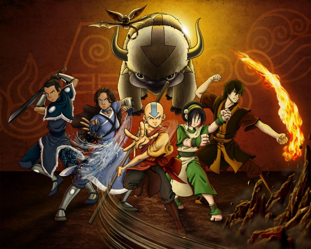[Série] Avatar Guardian_team