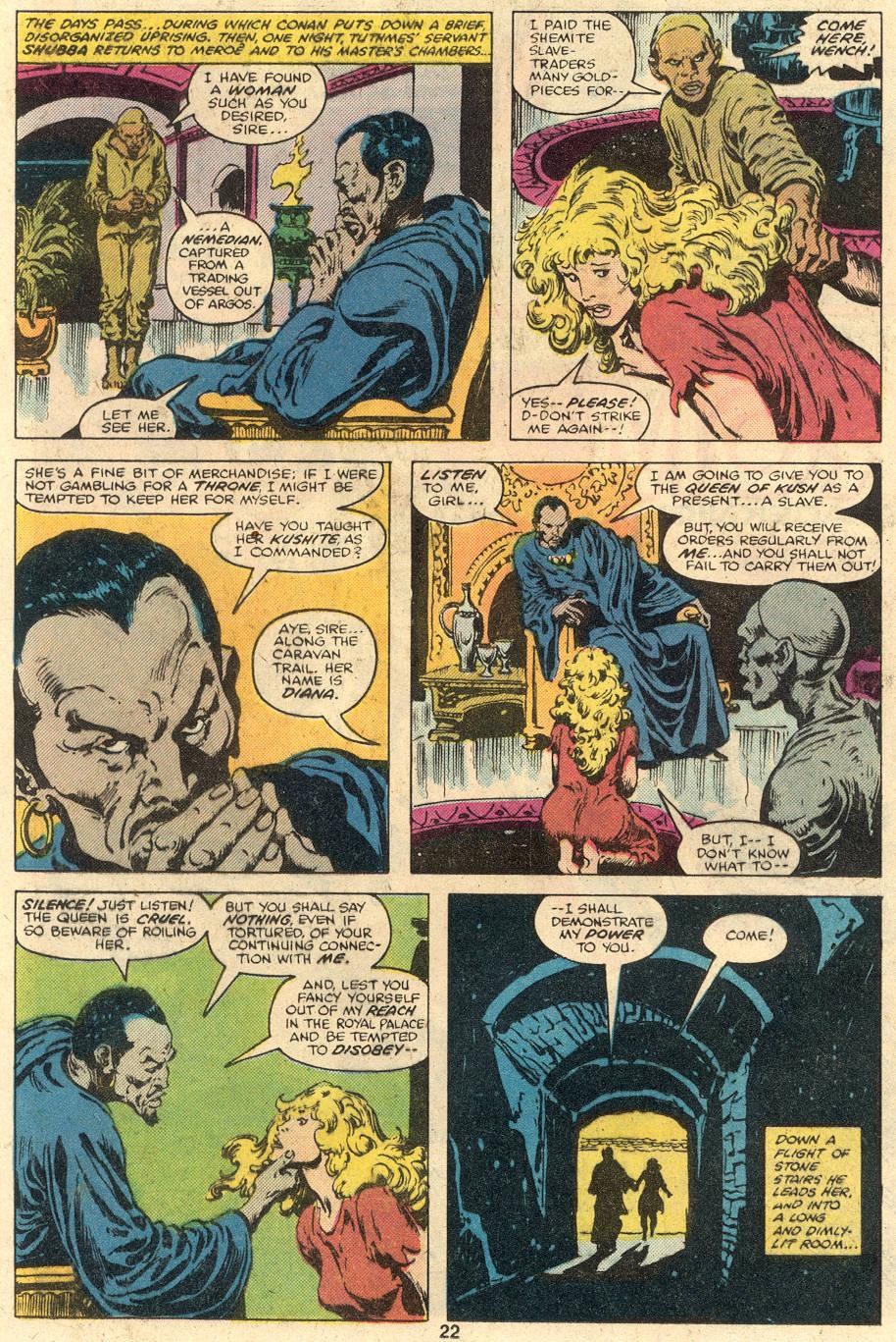 Conan the Barbarian (1970) Issue #106 #118 - English 14