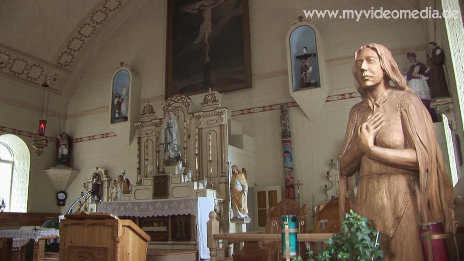Church Indian Reserve Odanak