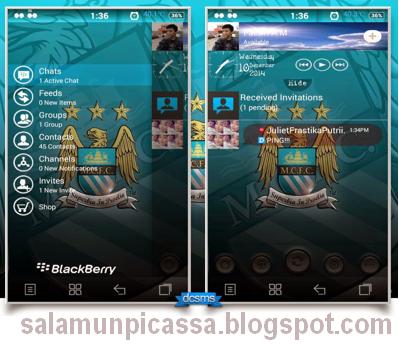 Cara Mengganti Background BBM di Android