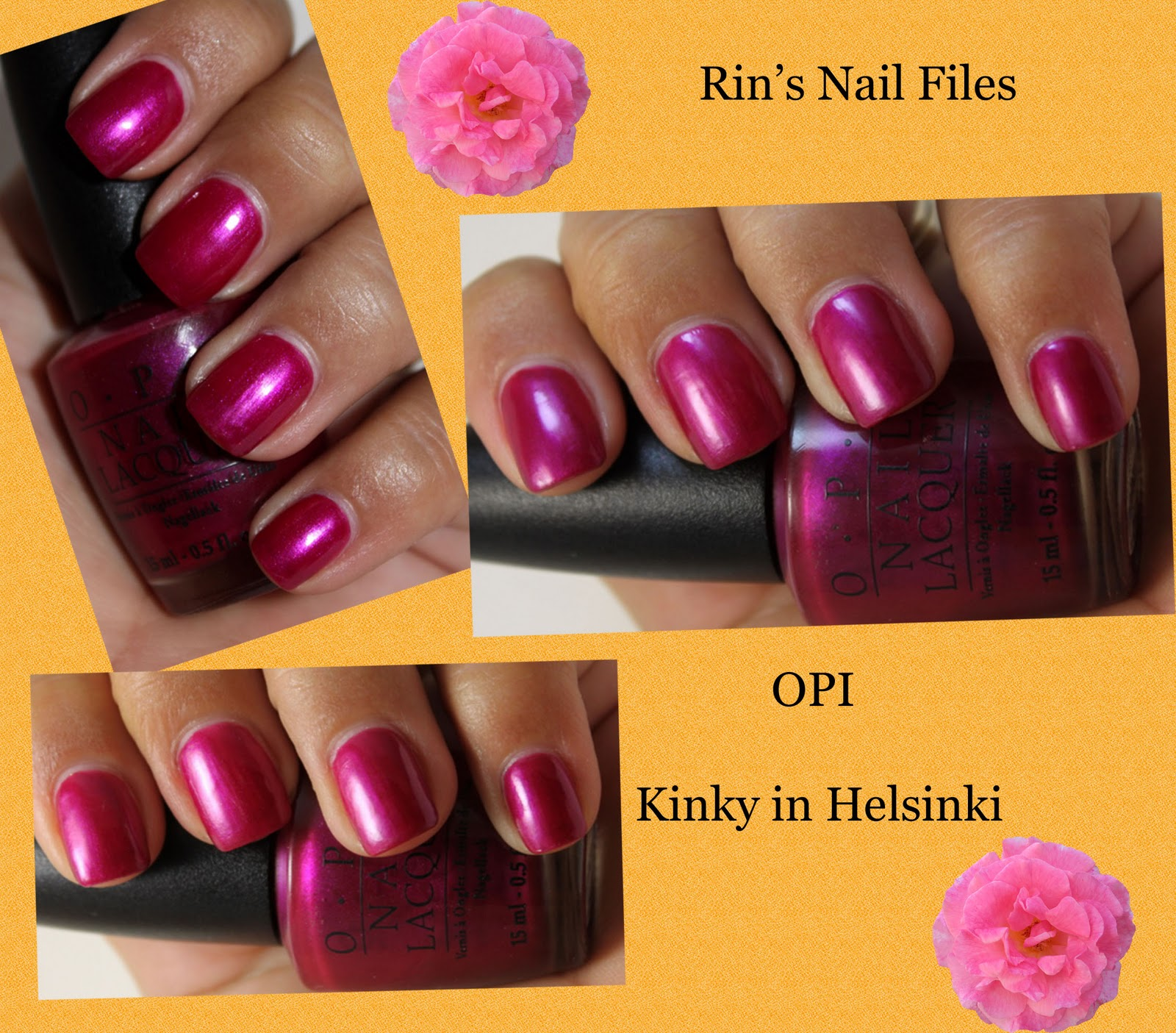 The Manicured Monkey: Guest Post: Kinky in Helsinki with Rin\'s Nail ...