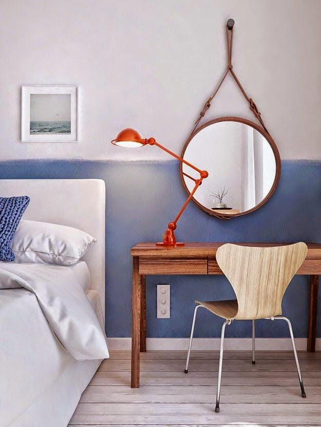 Malisonlifedco diy un miroir rond ceintur for Acheter un miroir