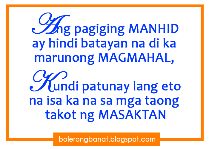 patama quotes sa mga manhid - photo #33