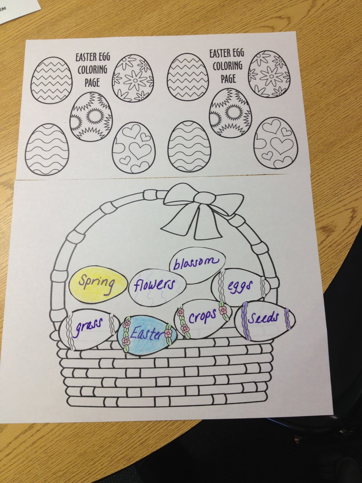 Cute Speech Therapy Coloring Pages Images