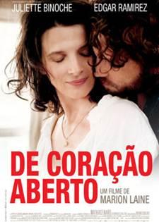 Download De Coração Aberto RMVB + AVI Dublado