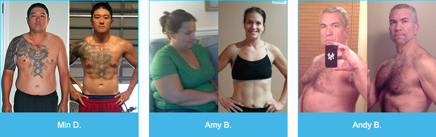 Beachbody Challenge Results
