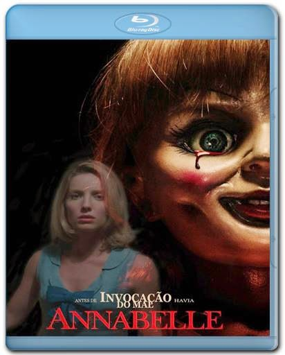 Baixar Filme Annabelle 720p + 1080p Bluray + AVI Dual Áudio BDRip Download via Torrent Grátis