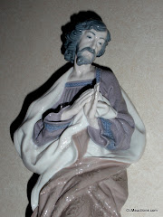 Lladro Saint Joseph #01386
