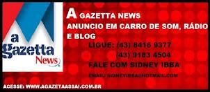 A GAZETTA NEWS PUBLICIDADE E EVENTOS