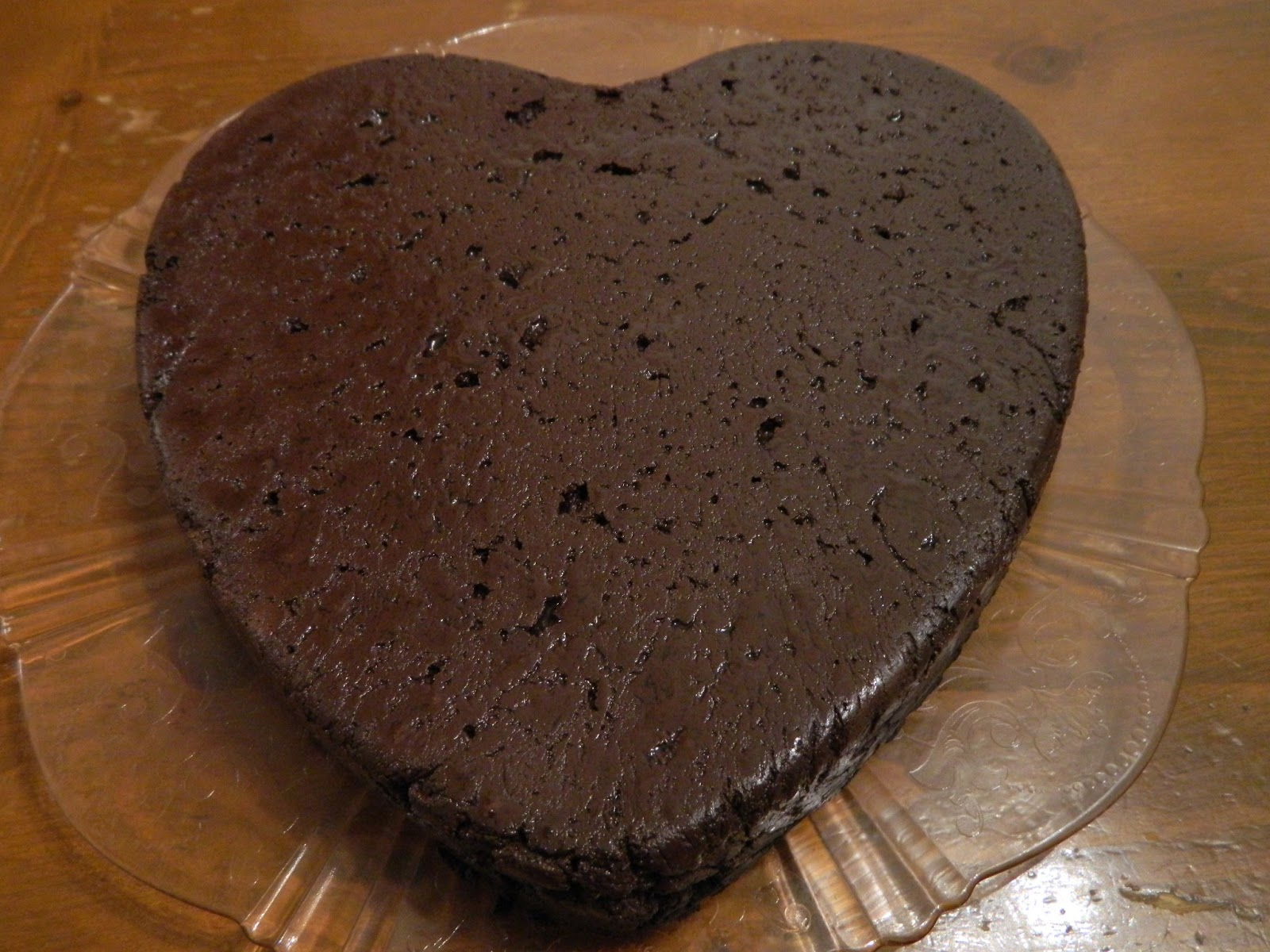 Ginny's Low Carb Kitchen: FLOURLESS CHOCOLATE CAKE, LC, GF