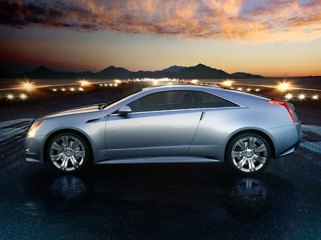 Cadillac CTS Wallpapers
