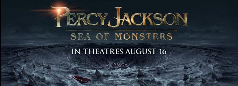 ตัวอย่างหนังใหม่ : Percy Jackson:Sea of Monsters (เพอร์ซี่ย์ แจ็คสัน กับอาถรรพ์ทะเลปีศาจ) ซับไทย poster