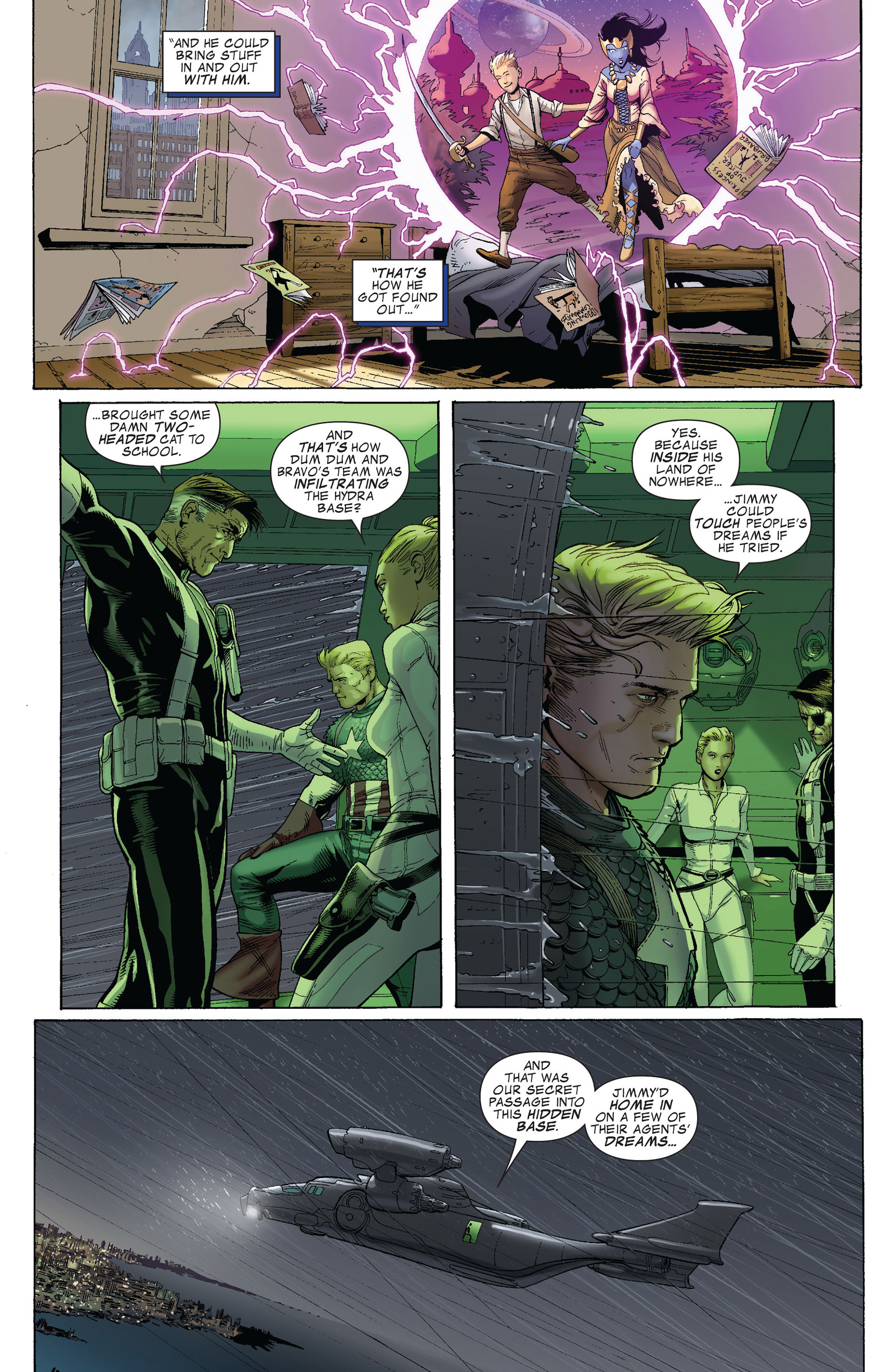 Captain America (2011) Issue #2 #2 - English 6