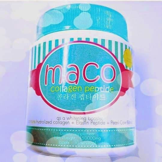 #mazimoutlet Agen Sah Maco Collagen Peptide