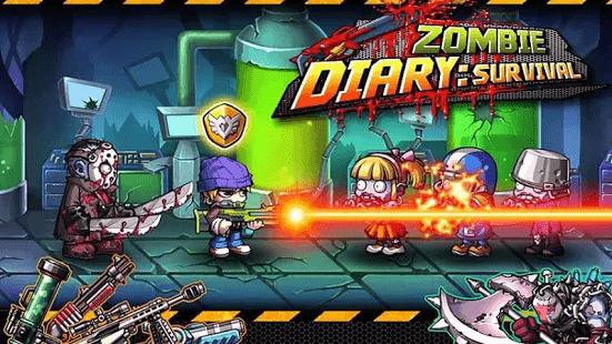 zombie diary mod apk