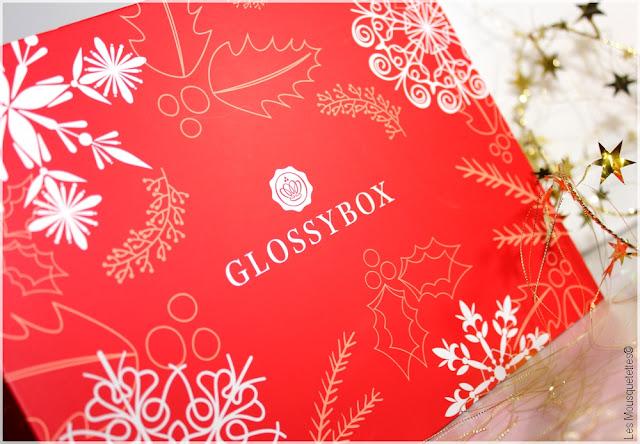 Contes de Noël de Glossybox en décembre 2015 - Les Mousquetettes©