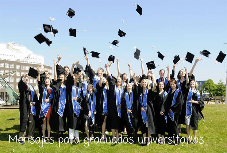 Mensajes para Graduados Universitarios
