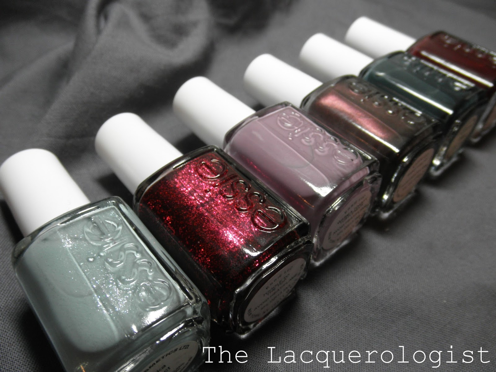 Essie's Winter Wonderland: The 2013 Shearling Darling Collection
