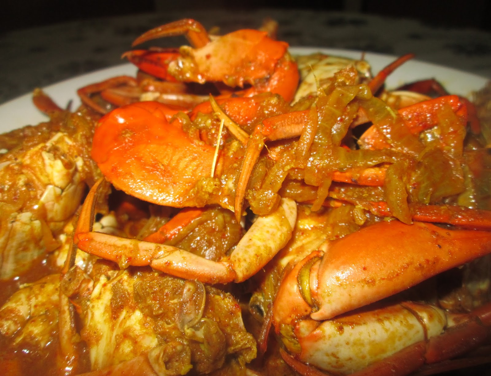 Kakrar jholindianbengali crab curry recipe puskins kitchen kakrar jholindianbengali crab curry recipe forumfinder Image collections