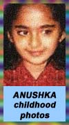 Actress Anushka shetty childhood and family photo album