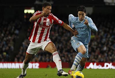 Manchester City 3 - 0 Stoke City (3)