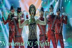 Nonsense Ki Night