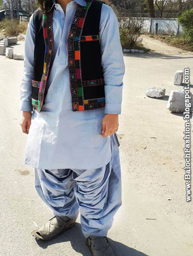 Baloch Culture Day 2014 Stylish Baloch Boy in ...