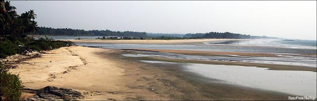 Ottinene Beach, Karnataka