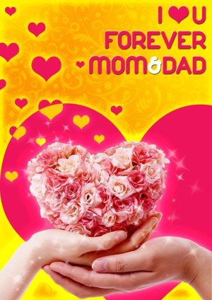 I Love U Mom And Dad Quotes