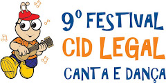 Festival Cid Legal Canta e Dança