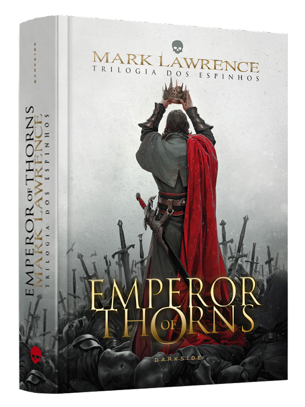 EMPEROR OF THORNS livro