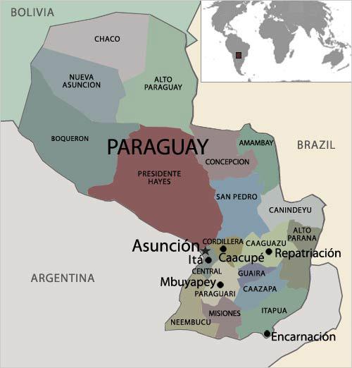 Paraguaya linea 27 - 5 7
