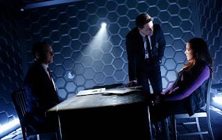 Agents of SHIELD S01E01. Pilot