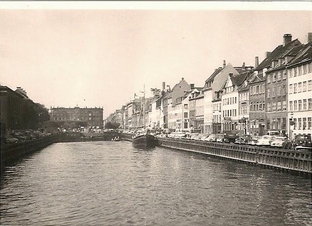 Nyhavn 1950s