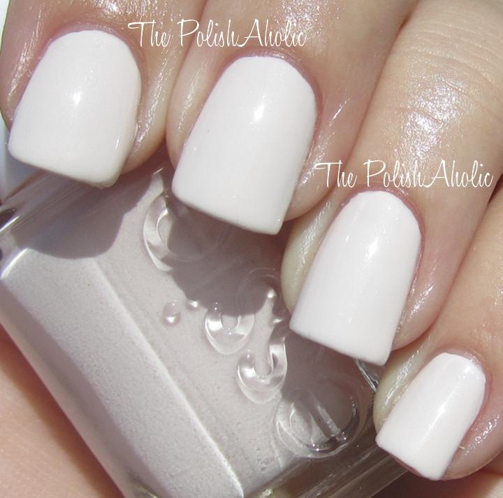 The PolishAholic: Essie Wedding 2012 Collection Swatches!